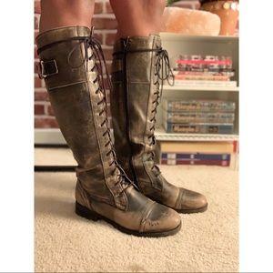ALDO Knee length Vintage Riding boots